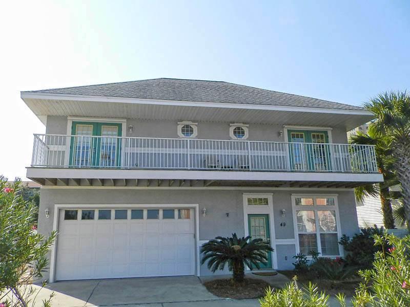 Casa del Sol - Image 1 - Miramar Beach - rentals