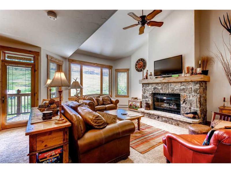 Antlers 124 - Image 1 - Steamboat Springs - rentals