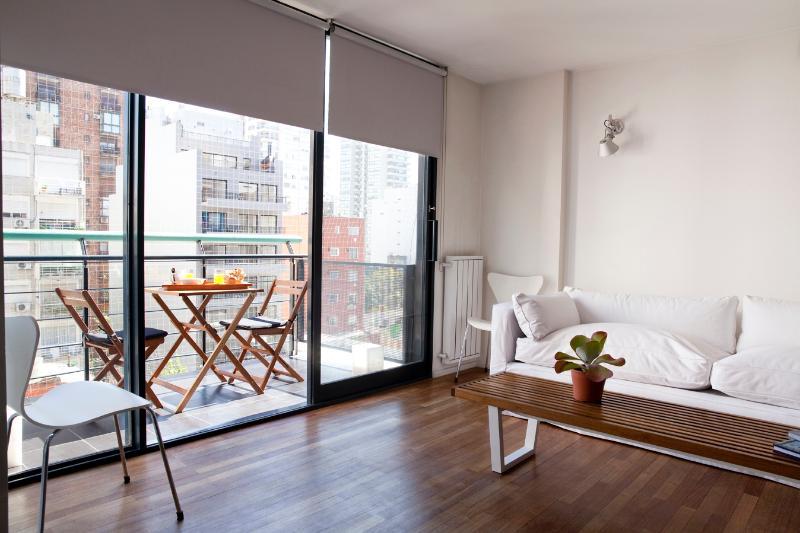 Minimal 2 Bedroom Duplex in Las Cañitas - Image 1 - Buenos Aires - rentals