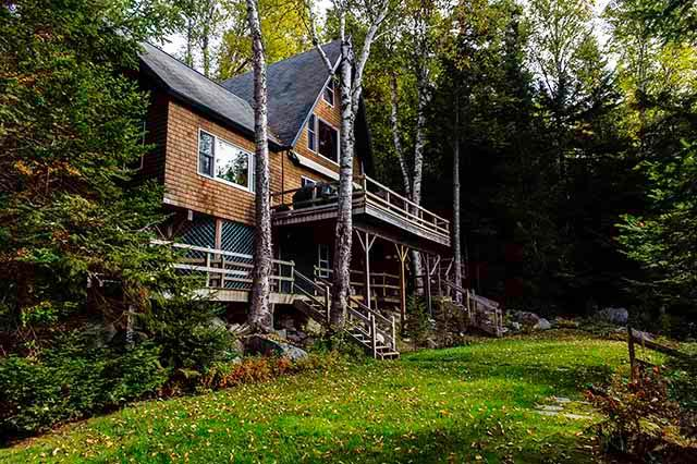 On The Rocks - Image 1 - Rangeley - rentals