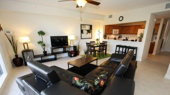 Waterfront 3 Bedroom 3 Bath Townhome in Ruskin FL. 3265MPD - Image 1 - Orlando - rentals