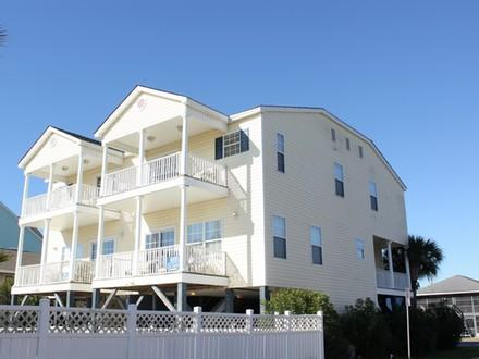 New Ebb Tide A - Image 1 - Surfside Beach - rentals