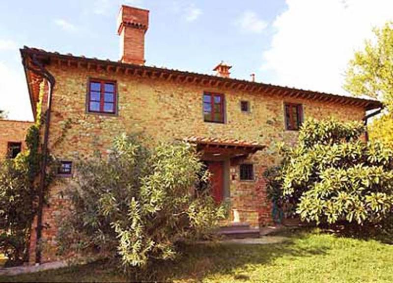 Over view of Villa Casellina - Villa Casciani - Montespertoli - rentals