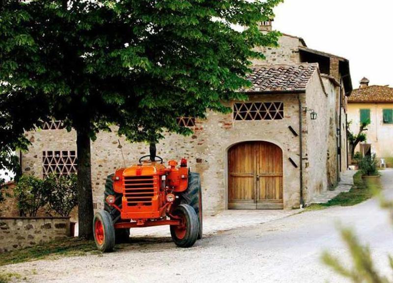 Wine Barrel House - Image 1 - Montefiridolfi - rentals