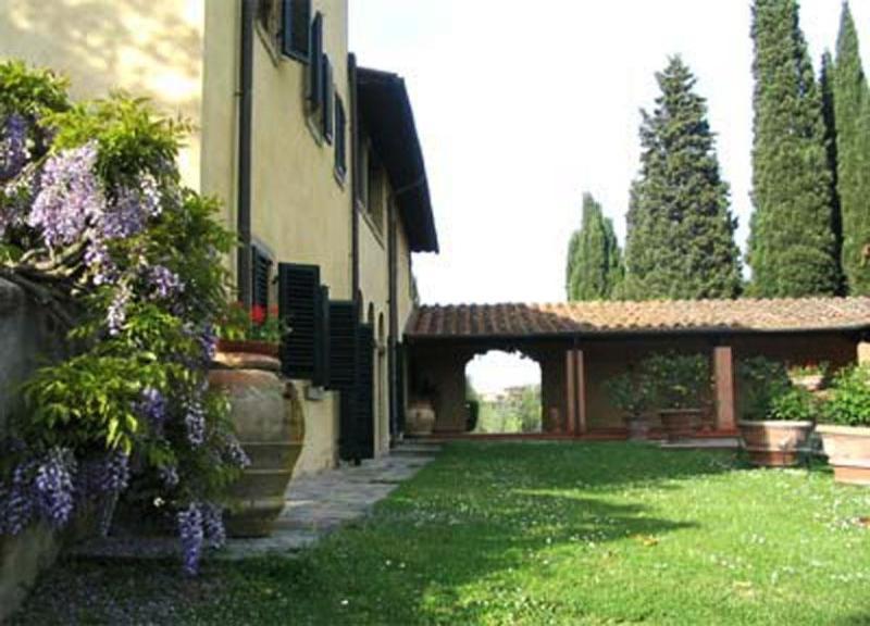 Apartment La Castagna - Image 1 - Malmantile - rentals