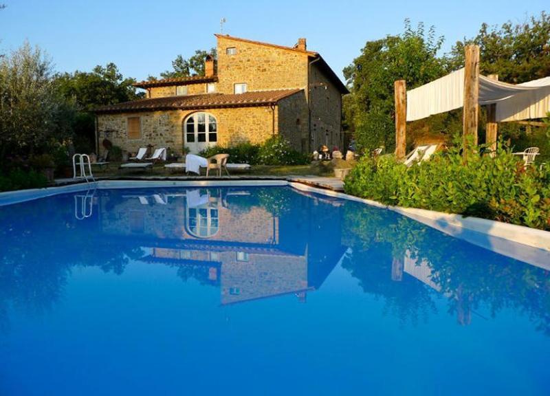 Lovely swimming pool - Villa Pinole - Cavriglia - rentals