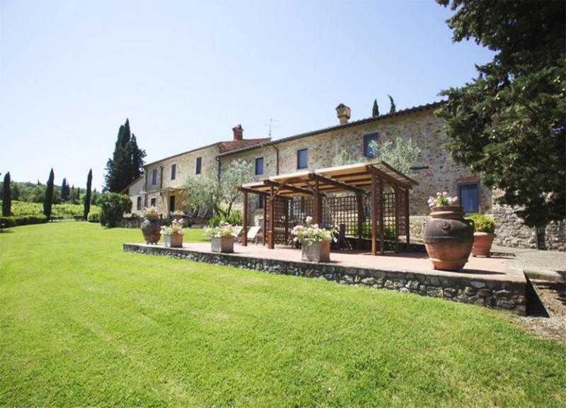 Borgo Archia - Image 1 - Bucine - rentals