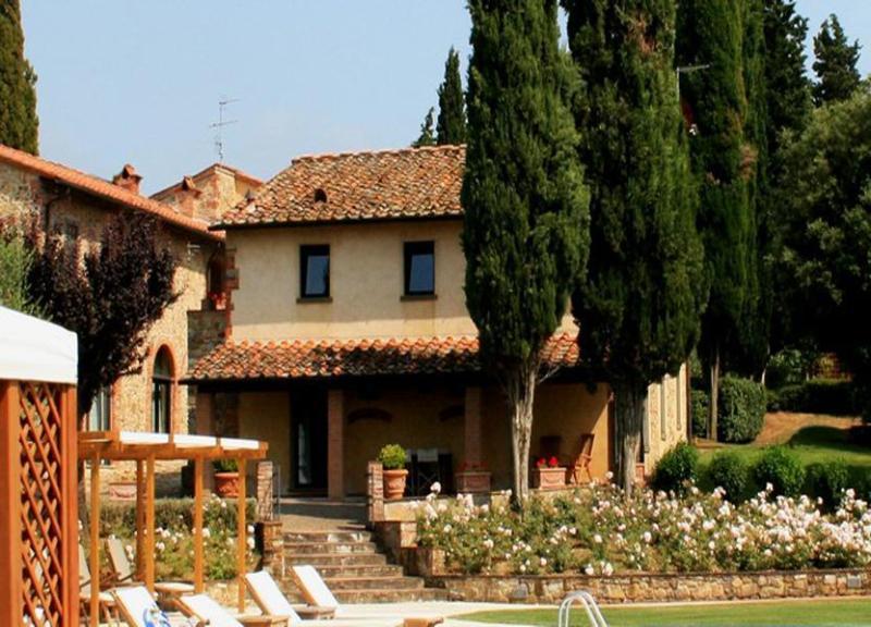 Borgo Cipresi - Image 1 - Bucine - rentals