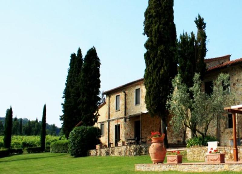 Main view of the Borgo Tinoia - Borgo Tinoia - Bucine - rentals