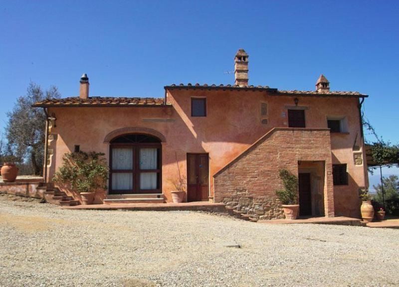 Villa Ginestra - Image 1 - Malmantile - rentals