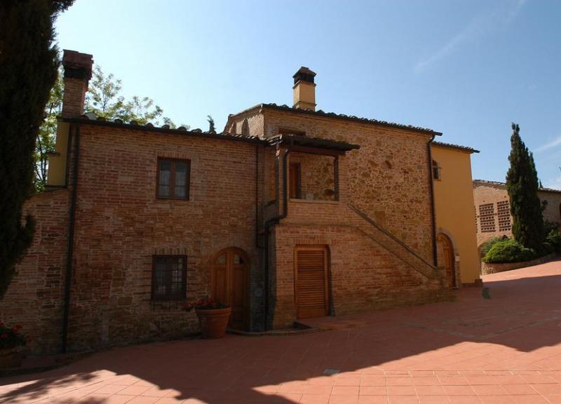 Main view of the Farmhouse Apartment Benigna - Farmhouse Apartment Benigna - Montaione - rentals