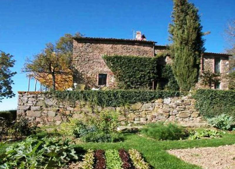 Main view of the Villa Giuditta - Villa Giuditta - Pienza - rentals