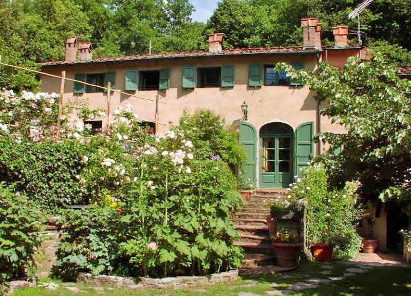 View of the Villa Ambra - Villa Ambra - Monsagrati - rentals