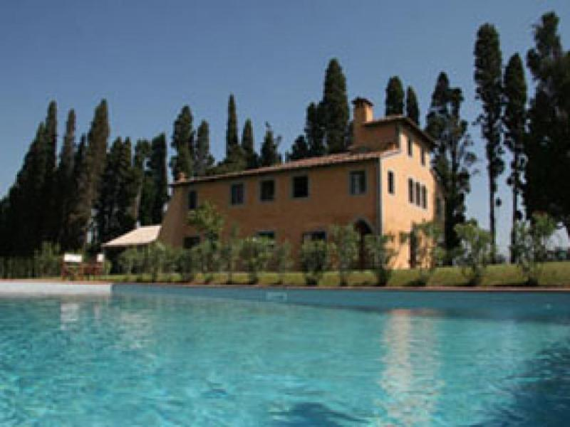 Ext + Pool - Villa Felice - Ponsacco - rentals