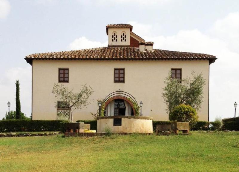 View of the Villa Michele - Villa Michele - Castiglion Fiorentino - rentals