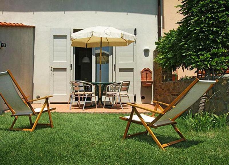 La Rocca - Apartment Beige - Image 1 - Montespertoli - rentals