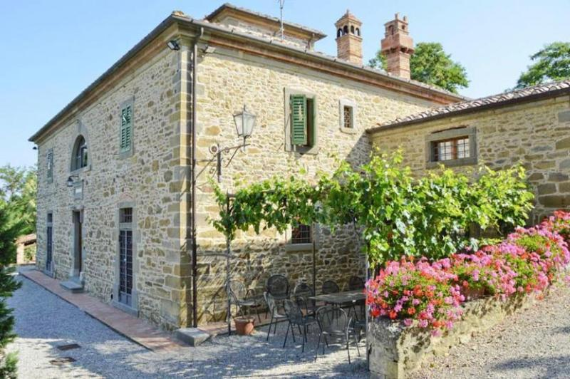 View of Villa Cortona - Villa Cortona - Cortona - rentals