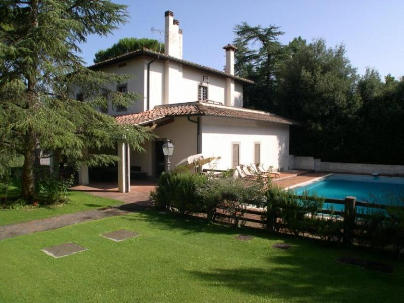 The whole Villa Monty view with swimming pool - Villa Monty - Gambassi Terme - rentals