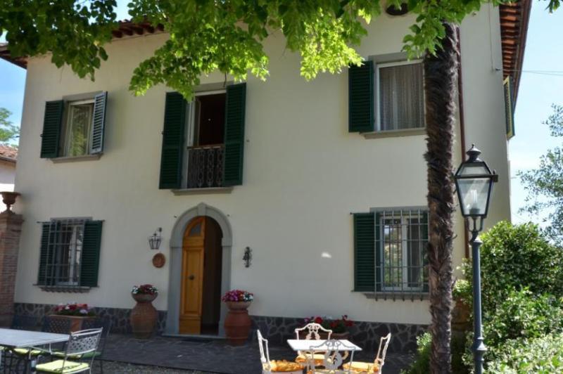 Front view of the villa - Villa Giovanna - San Miniato - rentals