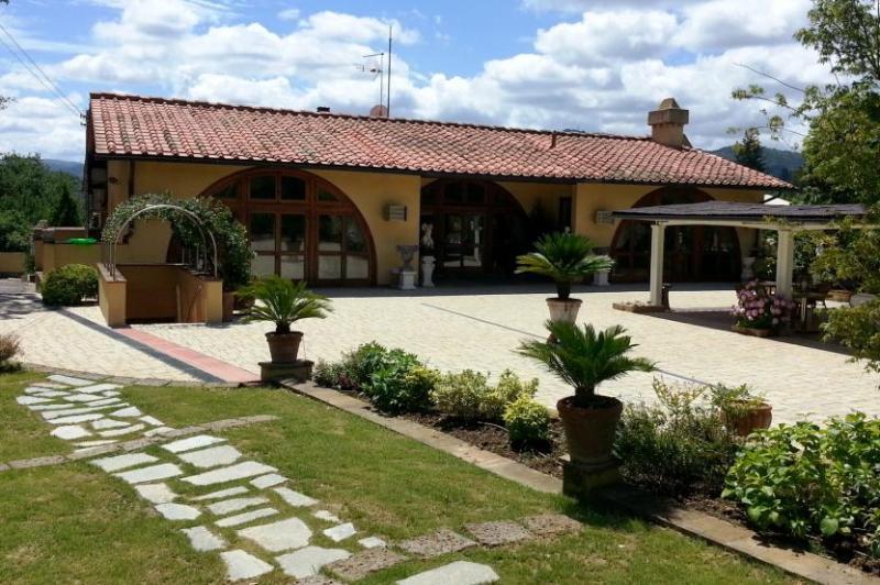 Villa Cosma - Image 1 - San Donato In Collina - rentals