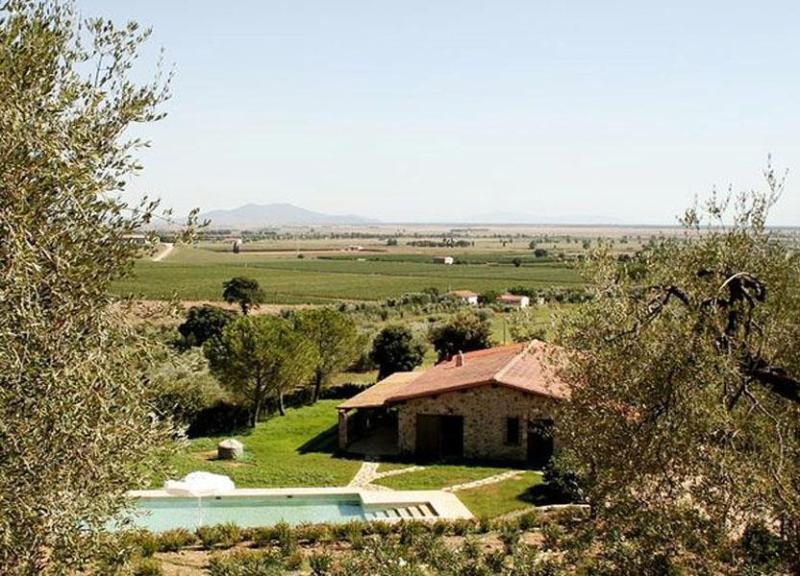 Villa Silvana - Image 1 - Castiglione Della Pescaia - rentals