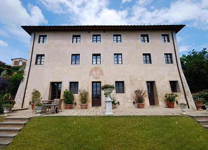 Main view of the Villa Poggi - Villa Poggi - Palaia - rentals