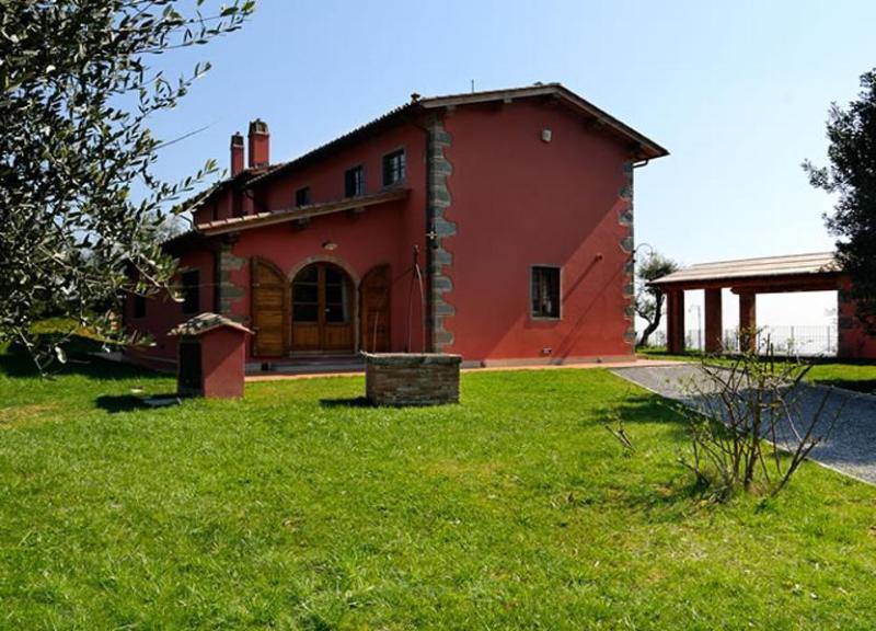 View if the villa and garden - Villa Perlita - Montecatini Terme - rentals