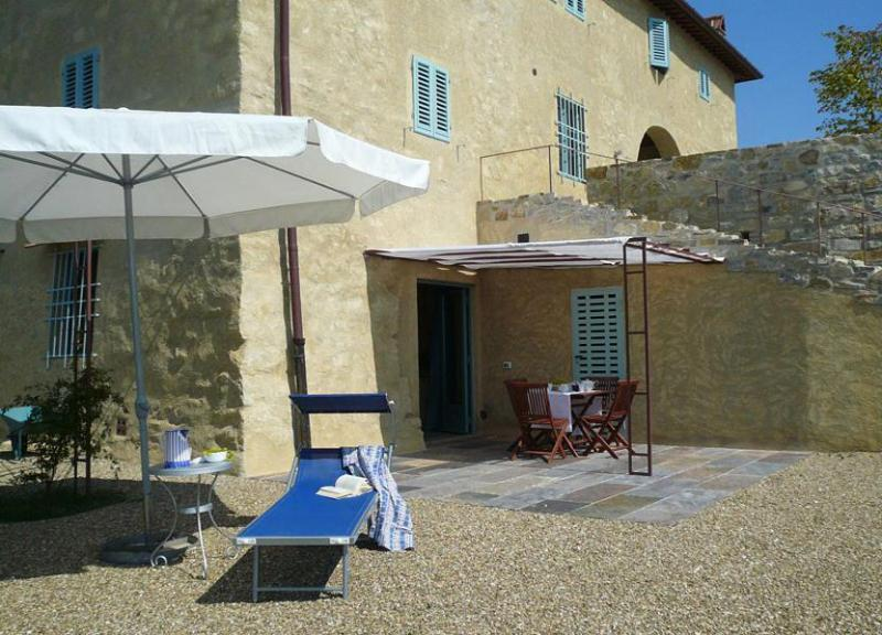 Apartment Fabrizia Tuscan Vacation Rental in Fiesole - Image 1 - Fiesole - rentals