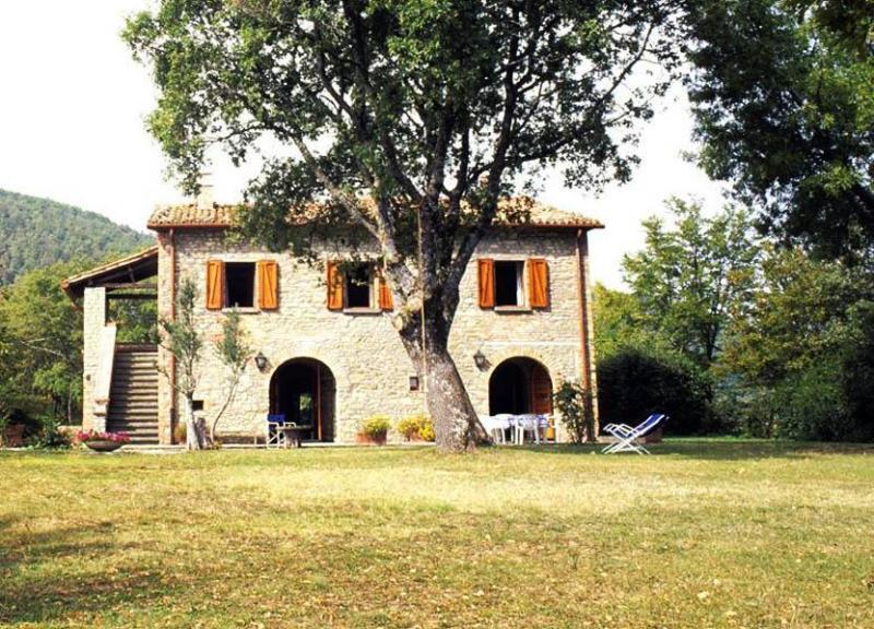 Main view of the Villa Carla - Villa Carla - Arezzo - rentals