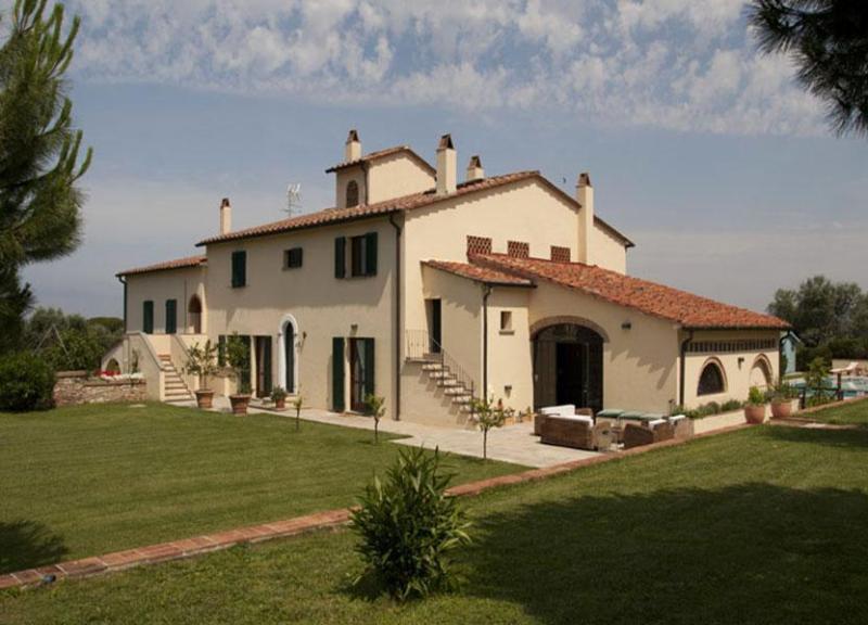Apartment Bolgheri Cinque - Image 1 - Castagneto Carducci - rentals
