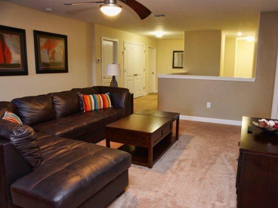 Living Area - CG8P1466MVD Gorgeous and Large Vacation Villa with Spacious Accommodation - Orlando - rentals