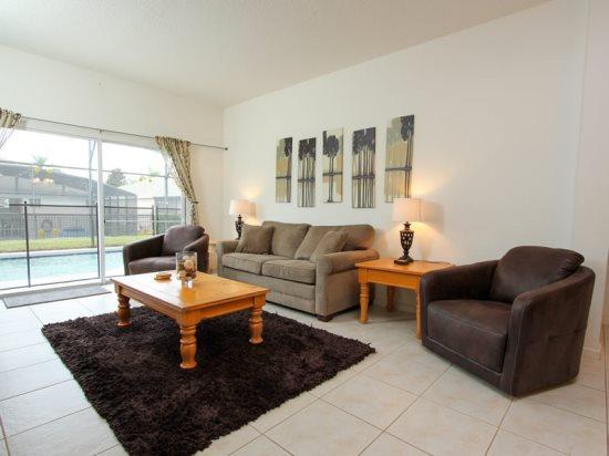 4 Bedroom 2 Bath Pool Home close to Disney. 2226WPW - Image 1 - Orlando - rentals