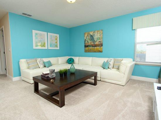 5 Bedroom 4.5 Bath Pool Home With Games Room. 4308AC - Image 1 - Kissimmee - rentals