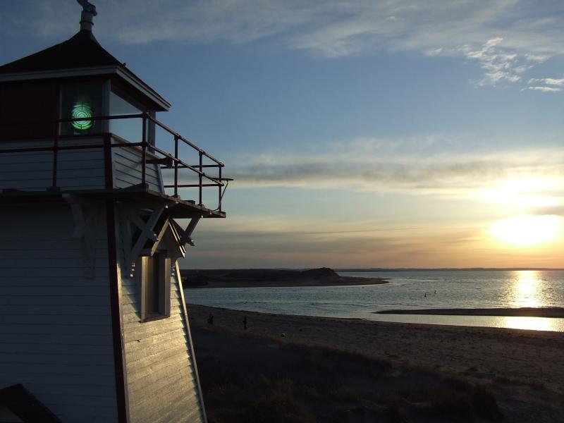 Beach Views - 0.5 km from Abbey Cottage - Abbey Cottage - 5 min walk  to Sandy Ocean Beach - Stanhope - rentals