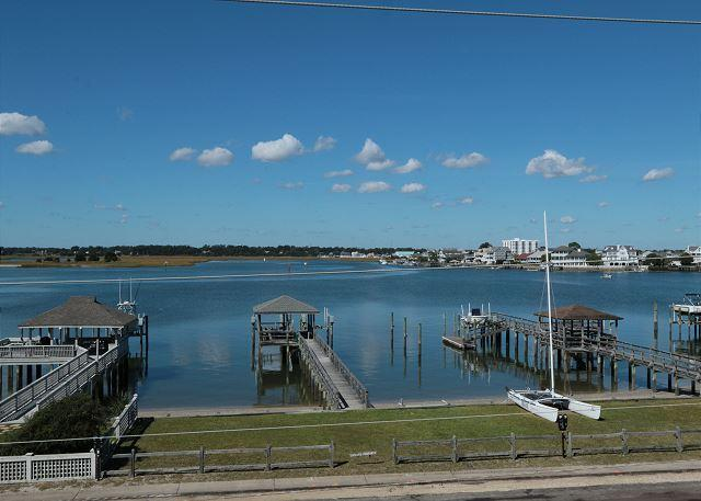 Harbor View- Enjoy the best sunsets on the island from this upper level duplex - Image 1 - Wrightsville Beach - rentals