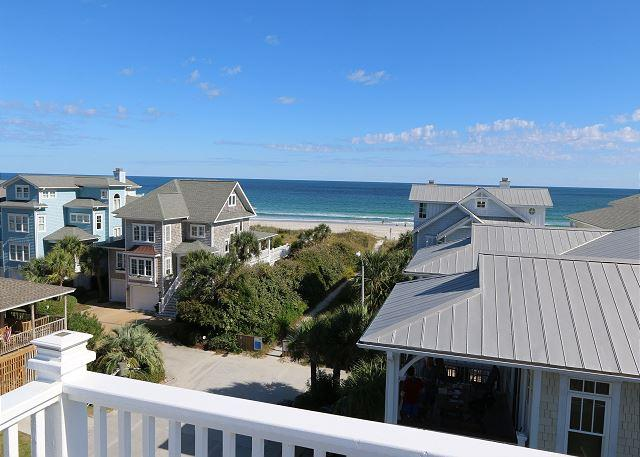 High Tide -  Upper level ocean view duplex for your perfect vacation getaway - Image 1 - Wrightsville Beach - rentals