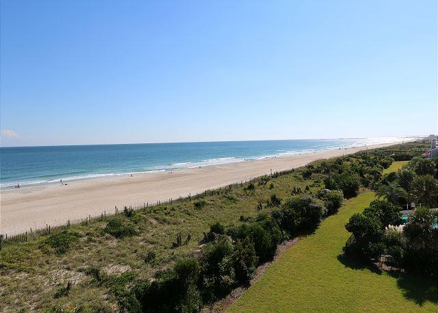 Station One - 4C DiRosa - Oceanfront condo with community pool, tennis, beach - Image 1 - Wrightsville Beach - rentals