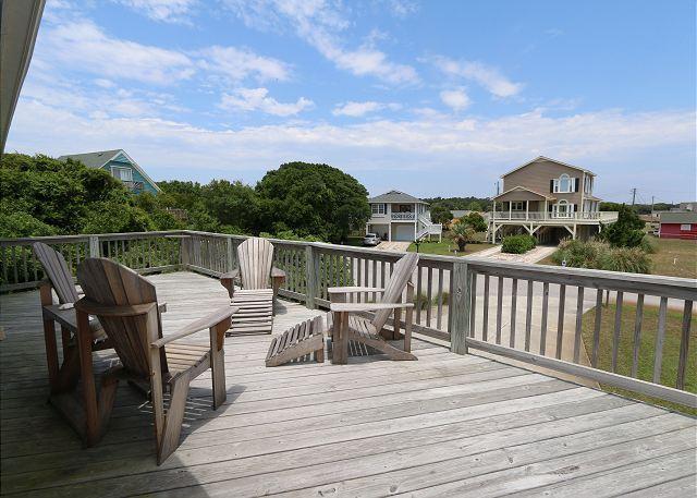 Sea La Vie -  Ocean view cottage in Kure Beach-large decks & easy beach access - Image 1 - Kure Beach - rentals