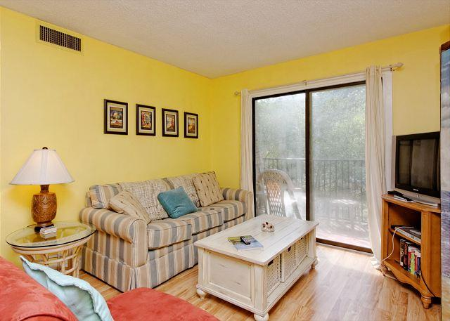 Welcome into paradise - Xanadu 7-D, 2 Bedroom, Large Pool, Tennis, Walk to Beach, Sleeps 6 - Hilton Head - rentals