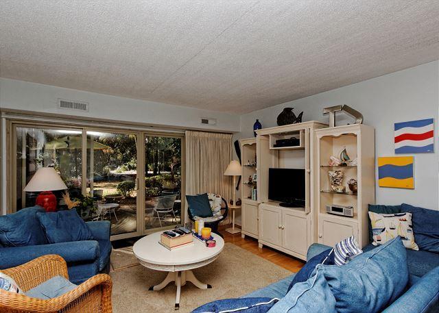 Welcome to Bluff Villas 1657! - Bluff Villas 1657, Ground Floor 2 Bedrooms, Pool, Sea Pines - Sea Pines - rentals