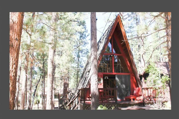 A-Frame of Mind - Image 1 - Big Bear City - rentals