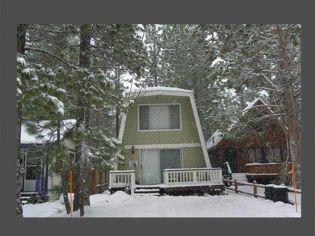 A Humble Hilltop Hideaway - Image 1 - Big Bear City - rentals