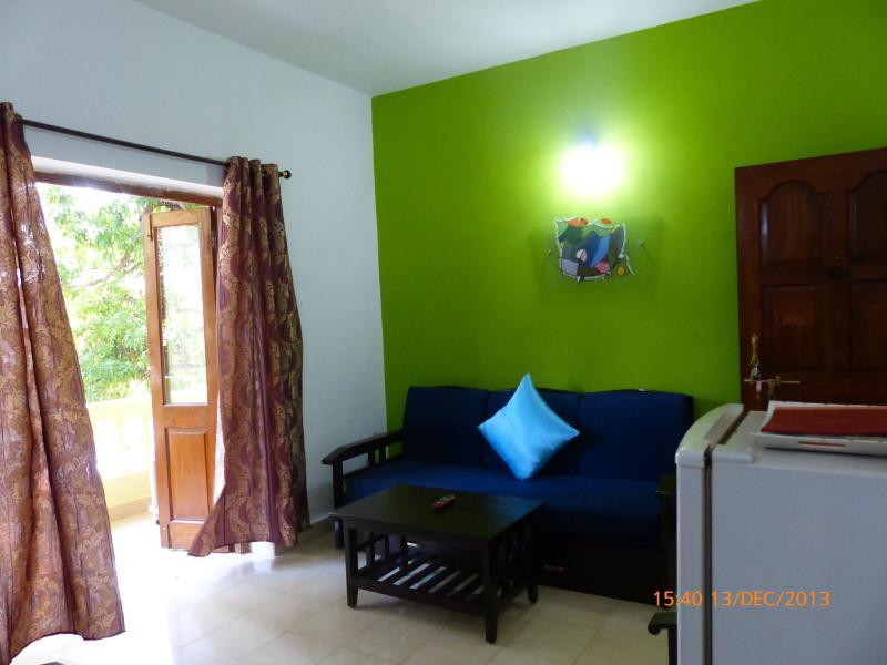 Fun Holidays Goa-  Resort Apartments, sleeps 2 - 4 - Image 1 - Calangute - rentals