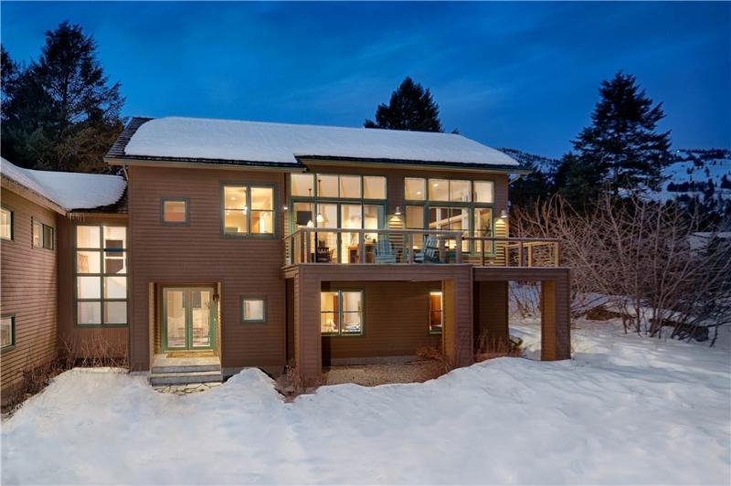 4bd/3.5ba Mcbean House - Image 1 - Teton Village - rentals