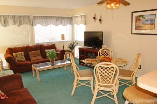Only 1 Block to the Beach! 2 Pools, BBQ area, Playground, Sports Bar 16264 - Image 1 - Myrtle Beach - rentals