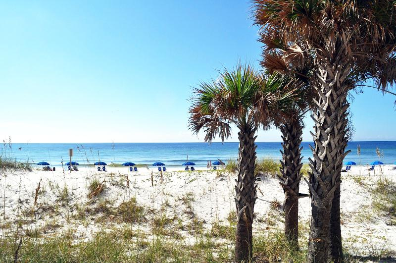 """The Palms Unit 305"" Gulf Front Corner unit with Gorgeous Views!! - Image 1 - Fort Walton Beach - rentals"