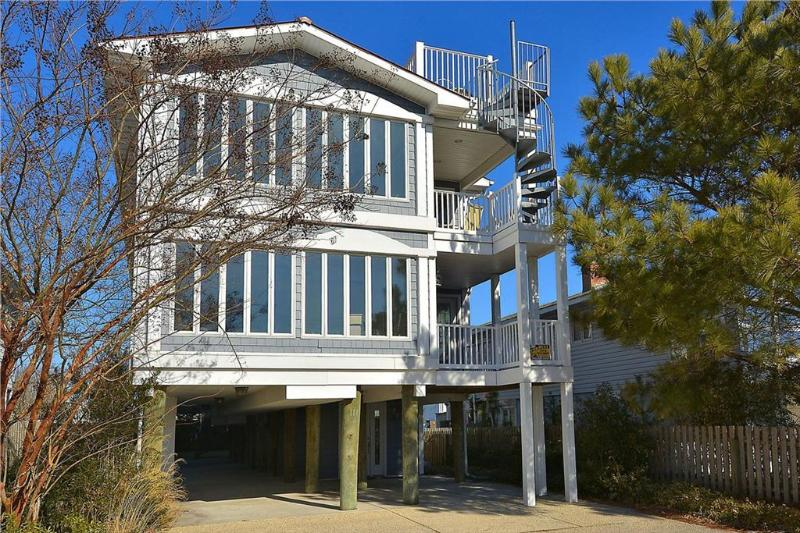 111 Hollywood - Very Nice! 8 Bedrooms, 6 Bath ocean view home close to the beach - Bethany Beach - rentals