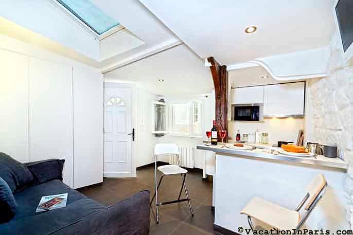 Saint Michel Cozy Cottage - ID# 307 - Image 1 - Paris - rentals