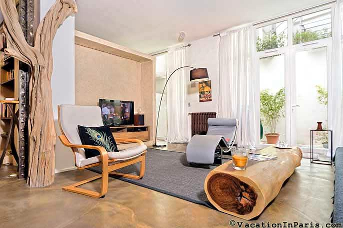 Chapelle Luxury Two Bedroom Loft - ID# 306 - Image 1 - Paris - rentals