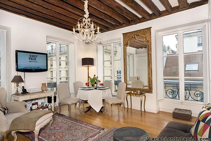 Monsieur Le Prince Luxury One Bedroom - ID# 333 - Image 1 - Paris - rentals
